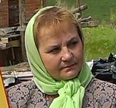 Помощник председателя Храма Клавдия Ивановна Новикова